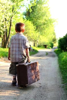When your child goes away on a school trip for the first time, it can be a little scary for the parents. But it's just the beginning of their great journey. (via thetravellingmom.ca)