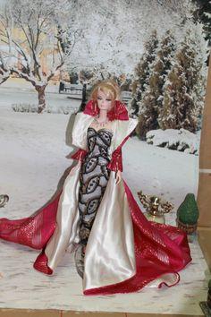 Barbie Silkstone relookée Création Couture OOAK eBay 816