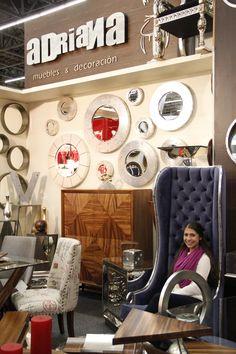 Expo Mueble Internacional Invierno 2015, recibió 500 empresas de Jalisco y el mundo, que mostraron las nuevas tendencias en muebles, accesorios, artículos de decoración y textiles