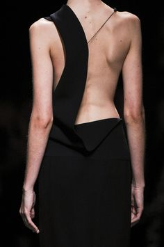 Haider Ackermann at Paris Fashion Week Spring 2013