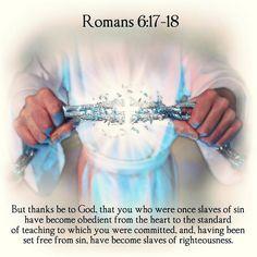 Romans 6:17-18 | Flickr - Photo Sharing!