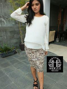 Skirt Batik Pekalongan Indonesia