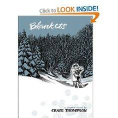 WI: Thompson, C. (2003) Blankets. Marietta, GA: Top Shelf Productions.