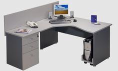Disposición de Escritorios en Oficina. Para que la oficina sea cómoda es importante una buena Disposición del Escritorio y accesorios de la oficina.