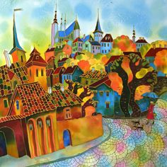 Fall Day ~ Yelena Sidorova