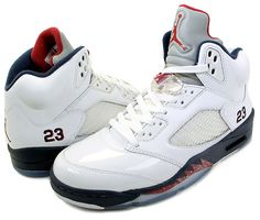 "AIR JORDAN 5 RETRO ""OLYMPIC"""