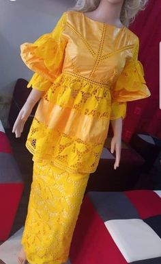 African Lace Styles, African Lace Dresses, Latest African Fashion Dresses, African Print Fashion, Africa Fashion, African Attire, African Wear, African Women, Abaya Fashion
