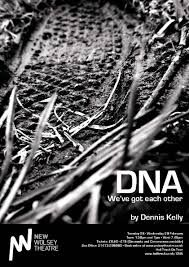 dna dennis kelly character analysis leah