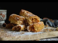Πεντανόστιμη κολοκυθόπιτα γλυκιά - στριφτή με φύλλο κρούστας | justlife - YouTube French Toast, Breakfast, Youtube, Food, Morning Coffee, Essen, Meals, Youtubers, Yemek