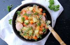 Lapskaus Risotto, Ethnic Recipes, Food, Meal, Eten, Meals
