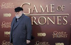 """George RR Martin hasn't finished writing """"Winds of Winter"""""""