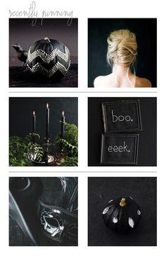 Spooky+  Glam Halloween Decorations