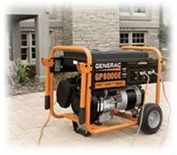 How to Restore Power to Multiple Circuits with a Generator:  Electric Generators Direct provides expert advice on how to power your home with a large portable emergency generator during a hurricane or electrical blackout.