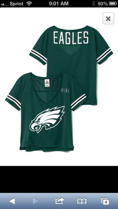 Victoria's Secret pink nfl collection !! Need this nowwww