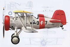 Boeing F4B   Aircraft  