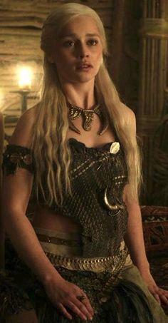 Dothraki Outfit- Alternate Version