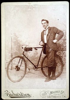 1890s-1920s MEN & BICYCLES The Online Bicycle Museum