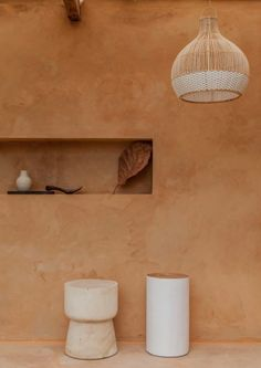 Auburn - An oasis where the seduction in copper tones - Bosnor : Bosnor Solid Surface, Mexican Palm Tree, Auburn, Oasis, Transparent Screen, Aesthetic Value, Bathroom Trends, Copper Color, Decoration