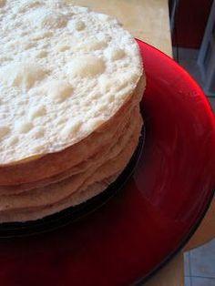 De la cocina de Ximena: Torta de mil hojas chilena