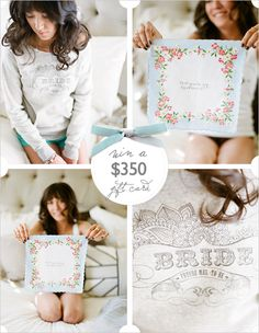 Win A $500 Gift Card To The Wedding Chicks