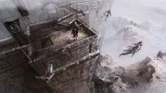 Masyaf Castle from Assassin's Creed