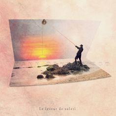 Le leveur de soleil - The Sun Riser  : Balies