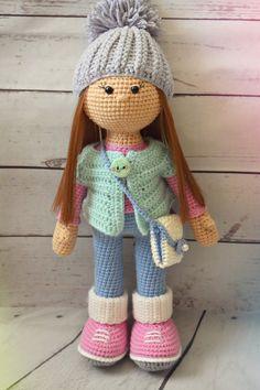 Dolly Stesha    Crochet Corner Tatiana Kostochenkovoy    VK