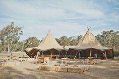 Loz + Shock // Australian Bush Wedding // She Takes Pictures He Makes Films Bush Wedding, Tipi Wedding, Farm Wedding, Wedding Venues, Dream Wedding, Wedding Dreams, Teepee Tent, Tents