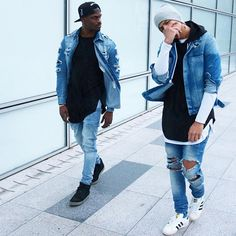 Destroy ❓❗️ fit with my Bruh @oualychmps by @champaris75 #champaris75 #champaris
