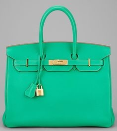 Hermes Menthe Togo Leather38