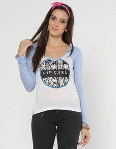 Blusa Rip Curl Mother Earth