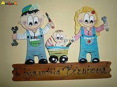 anjelicek / Menovka - rodinka