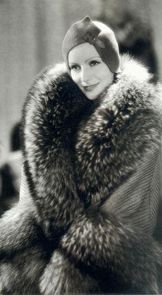 1928 Greta Garbo, in Gilbert Adrian - Wild Orchids - Photo by Ruth Harriet Louise