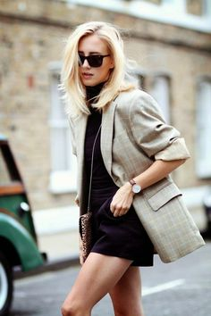 Curating Fashion & Style: Blonde