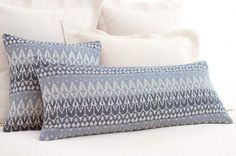 Pine Cone Hill » Ila Slate Decorative Pillow