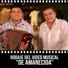 """@IVANVILLAZON y @SaulLallemand - Graban El Video """"De Amanecida"""" http://wp.me/p2sUeV-4nl"""