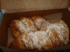 Lobster Tails - Mike's Pastry