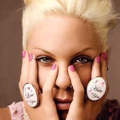 Pink- Loved her since I was little girl. She deserves a lot more attention than she gets