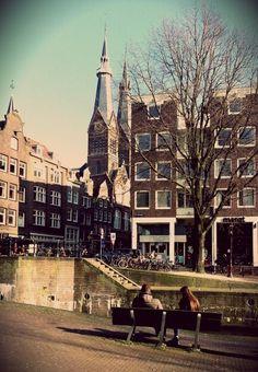 Posthoornkerk #haarlemmerstraat #amsterdam