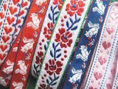 Schöne Bänder by ellis & higgs, via Flickr