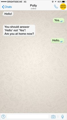 14 Impossibly Hilarious Text Convos Where Something Went Wrong