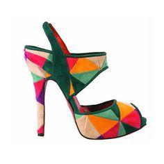 Cesare Paciotti 'Twiggy' Sandal in Satin and purple. (price on request) Cesare Paciotti Venitian Sandal. (price on request) Cesare Paciotti. Hot Shoes, Crazy Shoes, Me Too Shoes, Shoes Heels, Shoe Boots, Shoe Bag, Chic Chic, Pumps, Beautiful Shoes