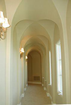 groin vault hall monarch point laguna niguel orange county ca mediterranean hall orange