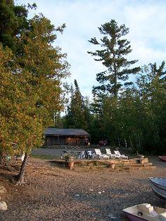 Camp at Gunflint Pines Resort