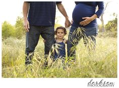 child with couple - love that mommy and daddy are holding hands