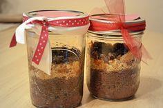 Brownies… in a Jar!