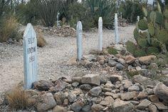 Photo Essay: Boothill Graveyard in Tombstone, Arizona Tombstone Arizona, Cemetery Headstones, Famous Graves, Graveyards, Photo Essay, Black And White Photography, The Row, Black White Photography, Bw Photography