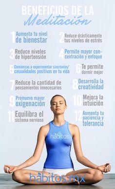 Beneficios de la #Meditacion
