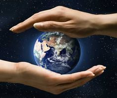 It's Time To Stop Living On The Earth and Start Cohabitating With Her - The Earth is a Sentient Living Organism
