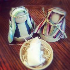 Easy Nativity Craft- so cute!